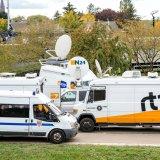 Broadcast Trucks